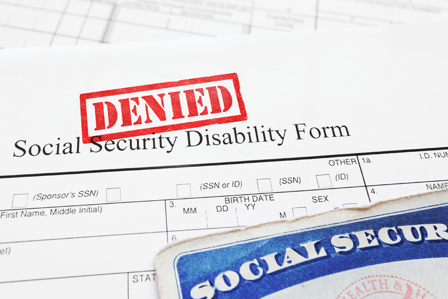 How To Appeal A Denied Social Security Disability Ssd
